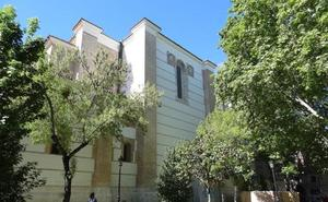El lateral de la iglesia de La Magdalena de Valladolid luce su esplendor renacentista