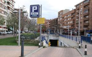 El 'parking' de José Zorrilla reabrirá el lunes con un precio de 1,80 euros la hora