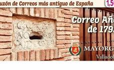 El buzón de Correos más antiguo de España, situado en Mayorga, protagoniza el cupón de la ONCE