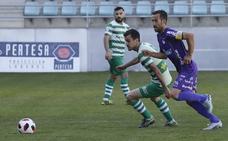 Chuchi Jorques cuelga sus botas en el último partido de Liga del Palencia Cristo