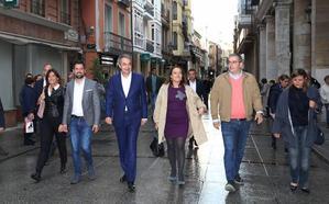 Miriam Andrés pide llenar las urnas con el PSOE de «oportunidades, servicios públicos y calidad de vida»