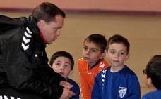 Natalia Maroto y 'Quini' dirigirán la sección de fútbol sala de la Segoviana