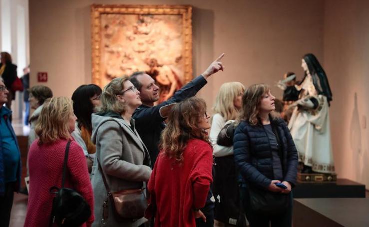 Los vallisoletanos, en el DÍa Internacional de los Museos