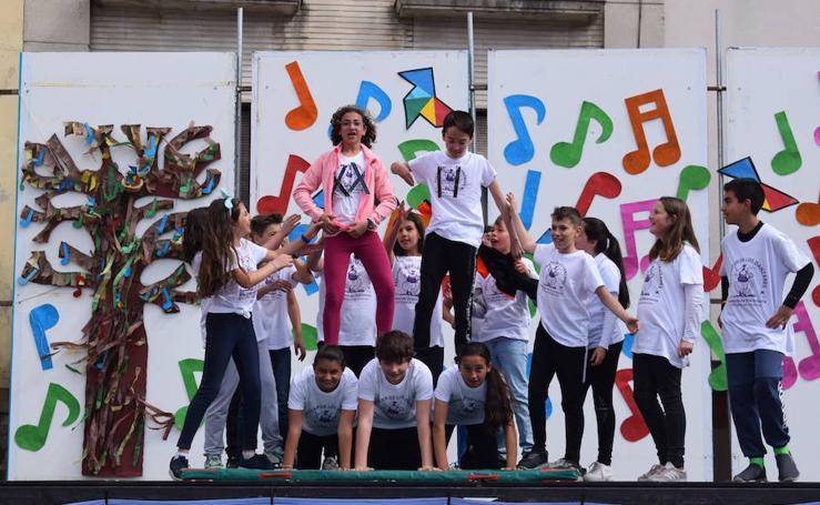 Éxito del 'Danzar de los Danzares' en Peñaranda