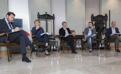 Los partidos políticos debaten ante las elecciones: ¿Están las calles de Valladolid sucias?