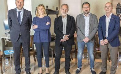 Posturas enfrentadas y acusación mutua de mentir entre PP y PSOE por el soterramiento de Valladolid
