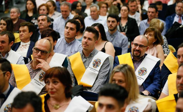 Graduación del Máster Universitario en Formación del Profesorado