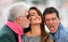 Cannes ovaciona a Pedro Almodóvar