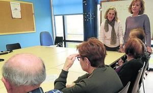 Firmada ante notario la cesión de la parcela para la Asociación de Alzhéimer de Segovia