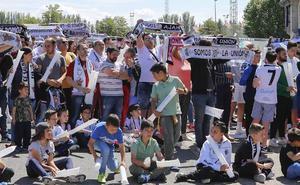 El Salamanca CF traslada su 'Fan Zone' a una discoteca tras no completar los permisos en Villares