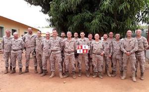 El jefe de la misión en Malí destaca el «valor» de los españoles ante los ataques