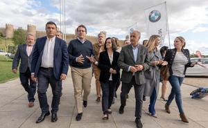 Mañueco sobre el proyecto de Nissan Ávila: «Hemos pasado de un proyecto de cierre a un proyecto de futuro»