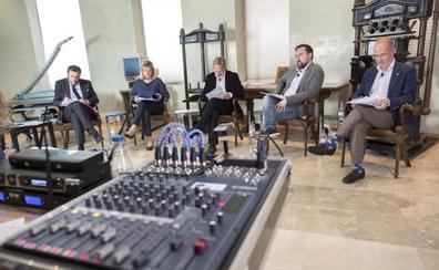 El Norte publicará mañana domingo el debate con los candidatos a la Alcaldía de Valladolid