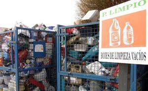 Cada segoviano contribuye al reciclaje con una media de 81,9 kilos de residuos