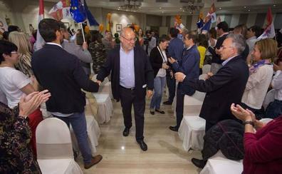 Igea: «El domingo miraremos hacia atrás y veremos el camino que no volveremos a pisar en Castilla y León»