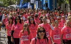 Todas la fotografías de la III Edición de la Carrera y Marcha de la Mujer de Valladolid