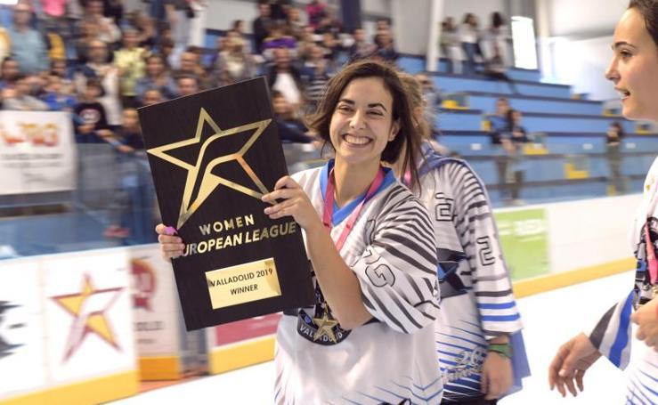 Las Panteras de Valladolid, campeonas de la European League