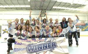 Las Panteras, campeonas