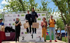 Alejandro Carabias y Alicia Diago ganan en Casasola y el circuito de las Cinco Leguas