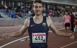 Marca personal para Álvaro de Arriba en los 1.000 metros del Meeting Toni Bonet de Ibiza