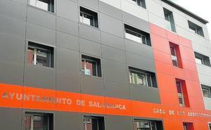 La nueva Casa de las Asociaciones de Salamanca, casi lista tras 1,2 millones de inversión municipal