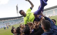 Palencia Cristo Atlético 0 - 2 Gimnástica Segoviana