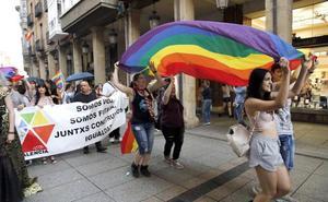 El colectivo Chiguitos LGTB+ denuncia dos agresiones homófobas en Palencia en el último año