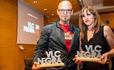 César Pérez Gellida gana con 'Todo lo mejor' el premio Mejor Novela del festival Valencia Negra 2019