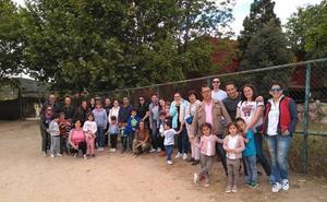 Familias de Guijuelo disfrutan del Safari de Madrid