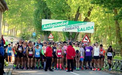 Sánchez y Mayobre, campeones de la Media Maratón de Cerrato