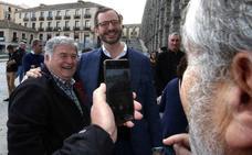 Del exalcalde de Vitoria al alcaldable de Segovia: «Pablo, tienes todo el futuro por delante»