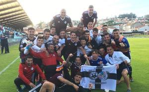 El Salamanca CF evita la promoción de descenso con su triunfo en Vigo (1-2)
