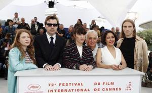 Malick impresiona en Cannes con 'Una vida oculta'