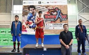 Tres oros y dos bronces en el Boxam Internacional para el Boxeo Valladolid