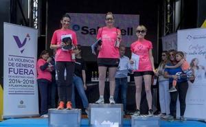 Clasificaciones de la III Carrera y Marcha de la Mujer de Valladolid