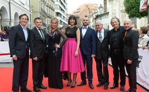 Así ha sido la alfombra roja de los Premios Max en Valladolid