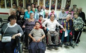 Frater Salamanca celebra 50 años al lado de las personas con discapacidad física