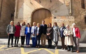 Carlos García Carbayo anuncia la creación de la 'Casa de la Mujer' en Salamanca