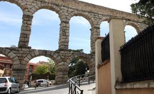 Dónde estarán las nueve cámaras que vigilarán el Acueducto de Segovia