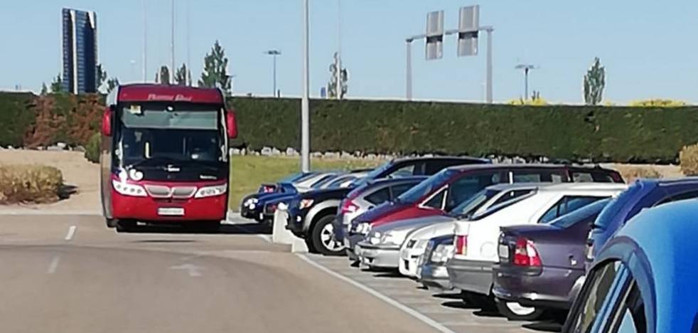 Inmovilizado en Valladolid un autobús con menores porque su conductor no había renovado el curso de reeducación