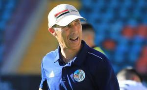 Antonio Calderón pone punto y final a su etapa como entrenador del Salamanca CF