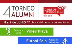 El IV Torneo Alumni Universidad de Salamanca conmemora nueve décadas de Cursos Internacionales