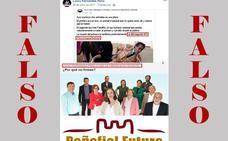 Los bulos entran en la campaña electoral de Peñafiel