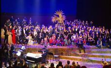 Entrega de los Premios Max en el Teatro Calderón de Valladolid