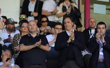 El presidente del Salamanca CF Manuel Lovato sufre un accidente al regresar de Vigo
