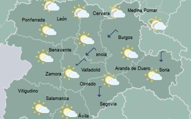 Ávila registra la temperatura más fría del país durante esta madrugada