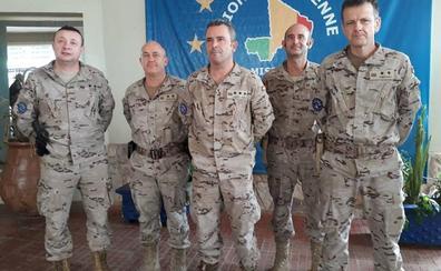 Teniente coronel Andrés González Alvarado, destinado en EUTM: «Buscamos suplir las carencias del presupuesto de Defensa de Malí»