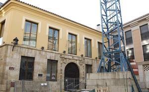 La obra de la cubierta y mejora del Museo de Palencia acabará en otoño
