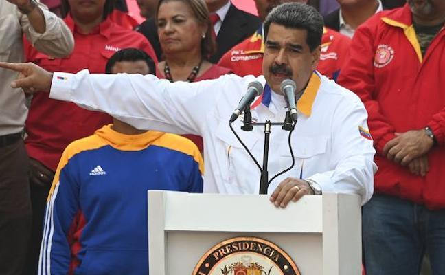 Maduro propone adelantar las elecciones legislativas como solución «pacífica» a la crisis