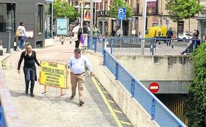 Los comercios piden que el aparcamiento de José Zorrilla cueste un euro por hora